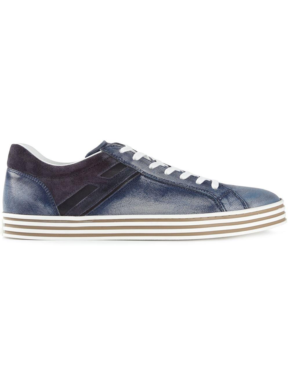 Hogan Rebel Mens Shoes