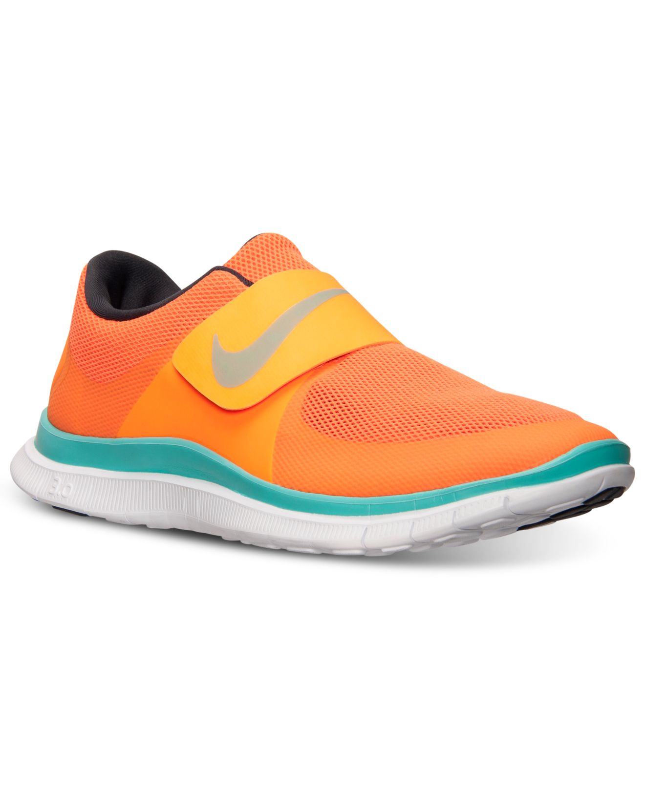 f8748083e Lyst - Nike Men s Free Socfly Running Sneakers From Finish Line in ...