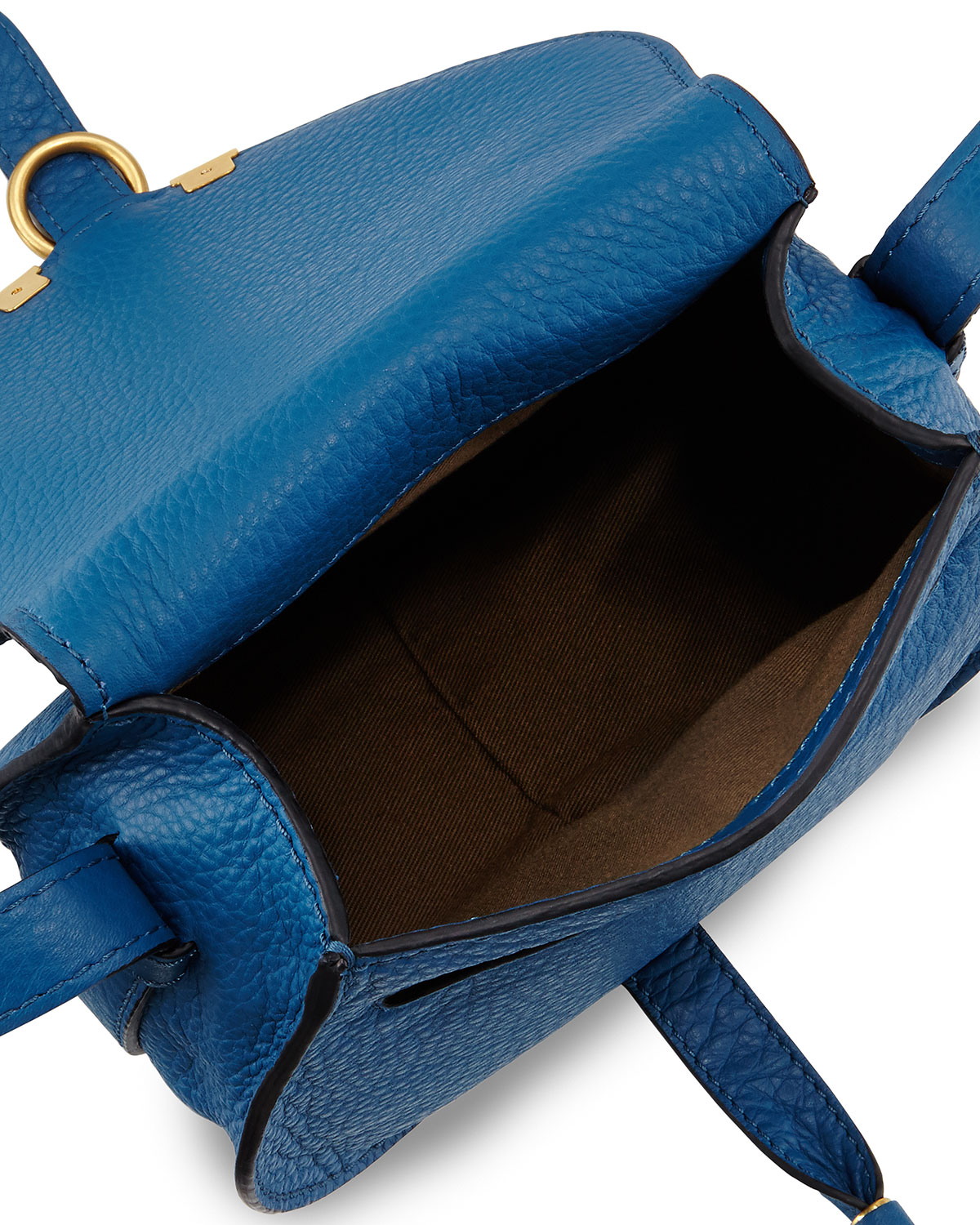 Chlo¨¦ Marcie Small Crossbody Bag in Blue (COBALT) | Lyst