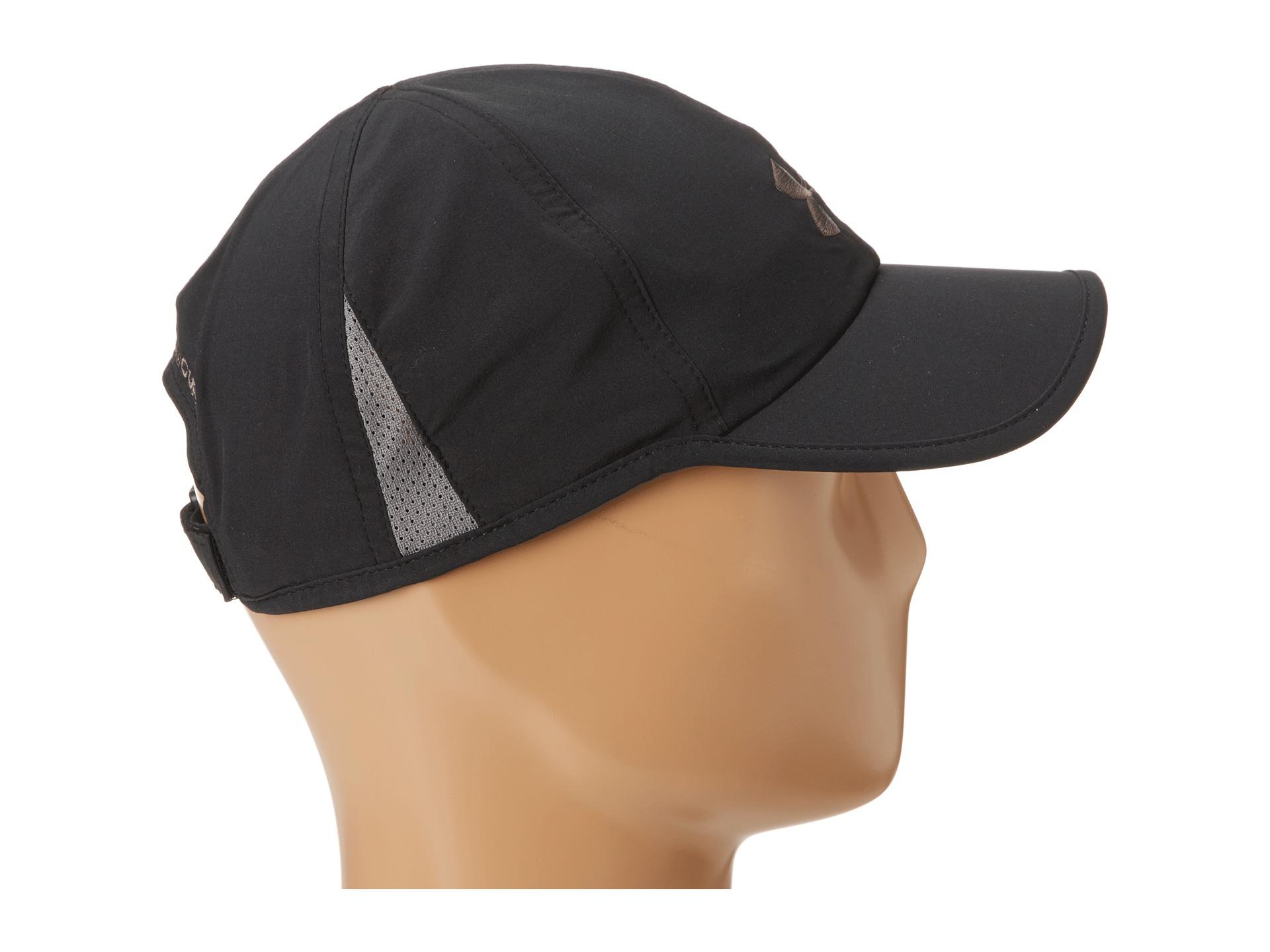 Lyst - Under Armour Shadow Cap in Black dcddaa4ad87
