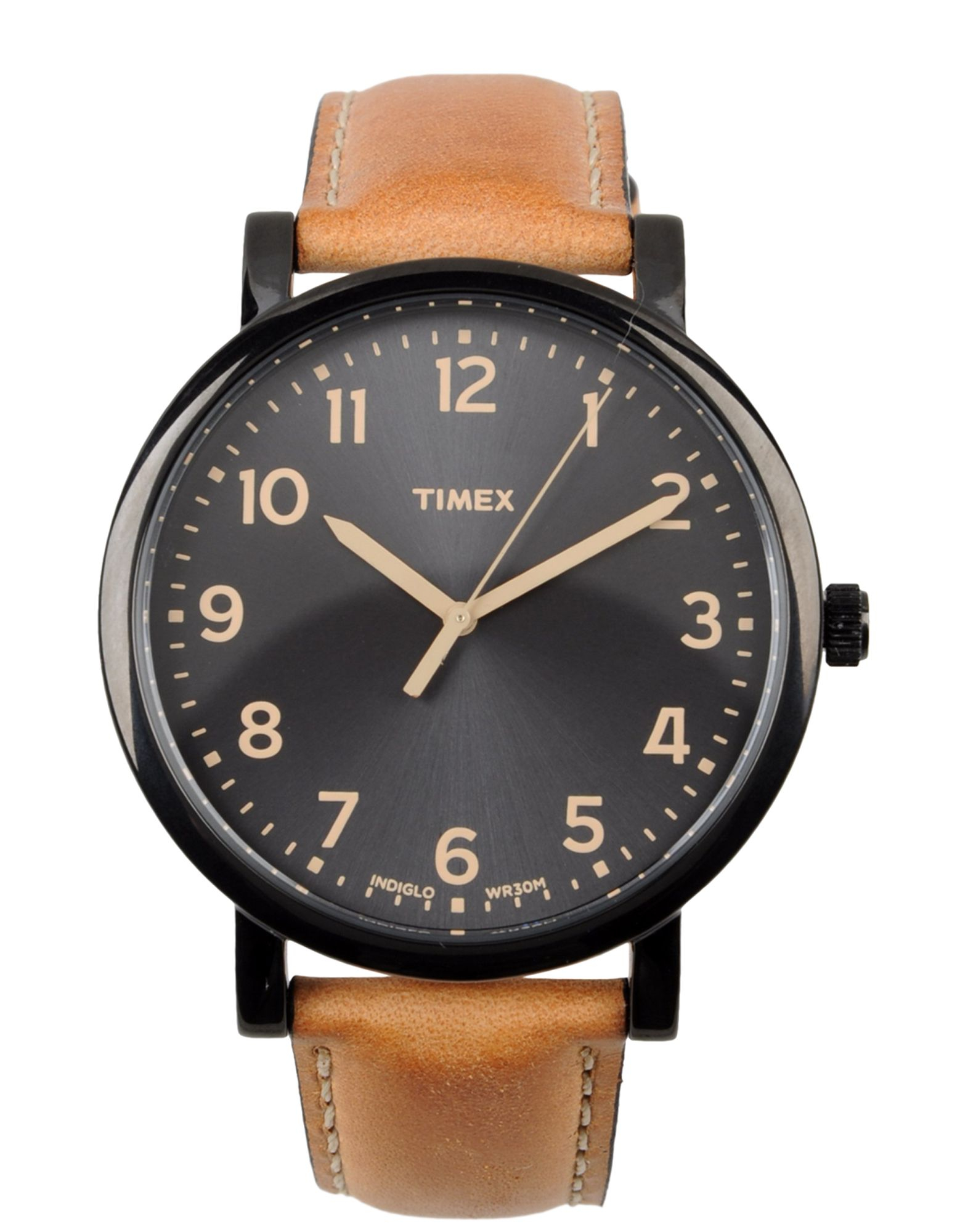 Timex Wrist Watch in Black   Lyst
