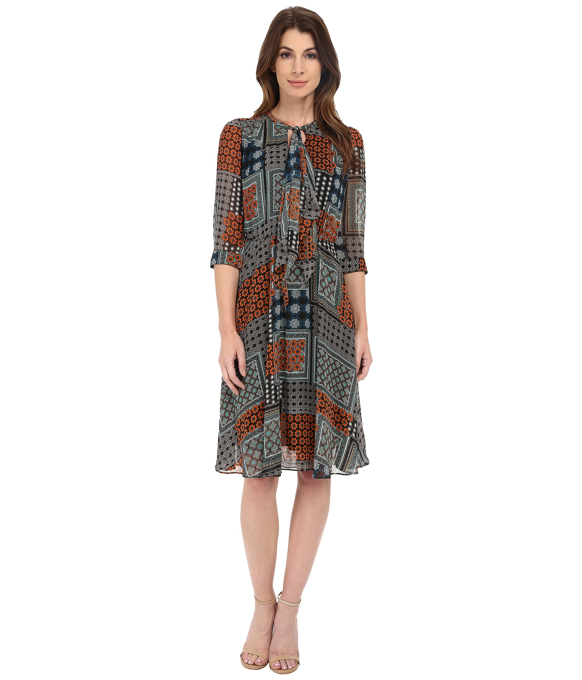 327390abb2 Lyst - Kut From The Kloth Chloe Dress in Blue