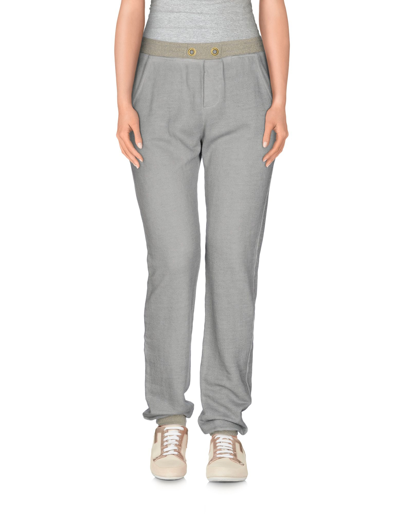 Luxury Cline Casual Trouser In Gray Light Grey  Lyst