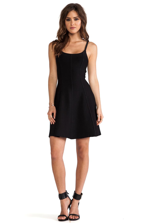 Lyst Catherine Malandrino Dariana Dress In Black