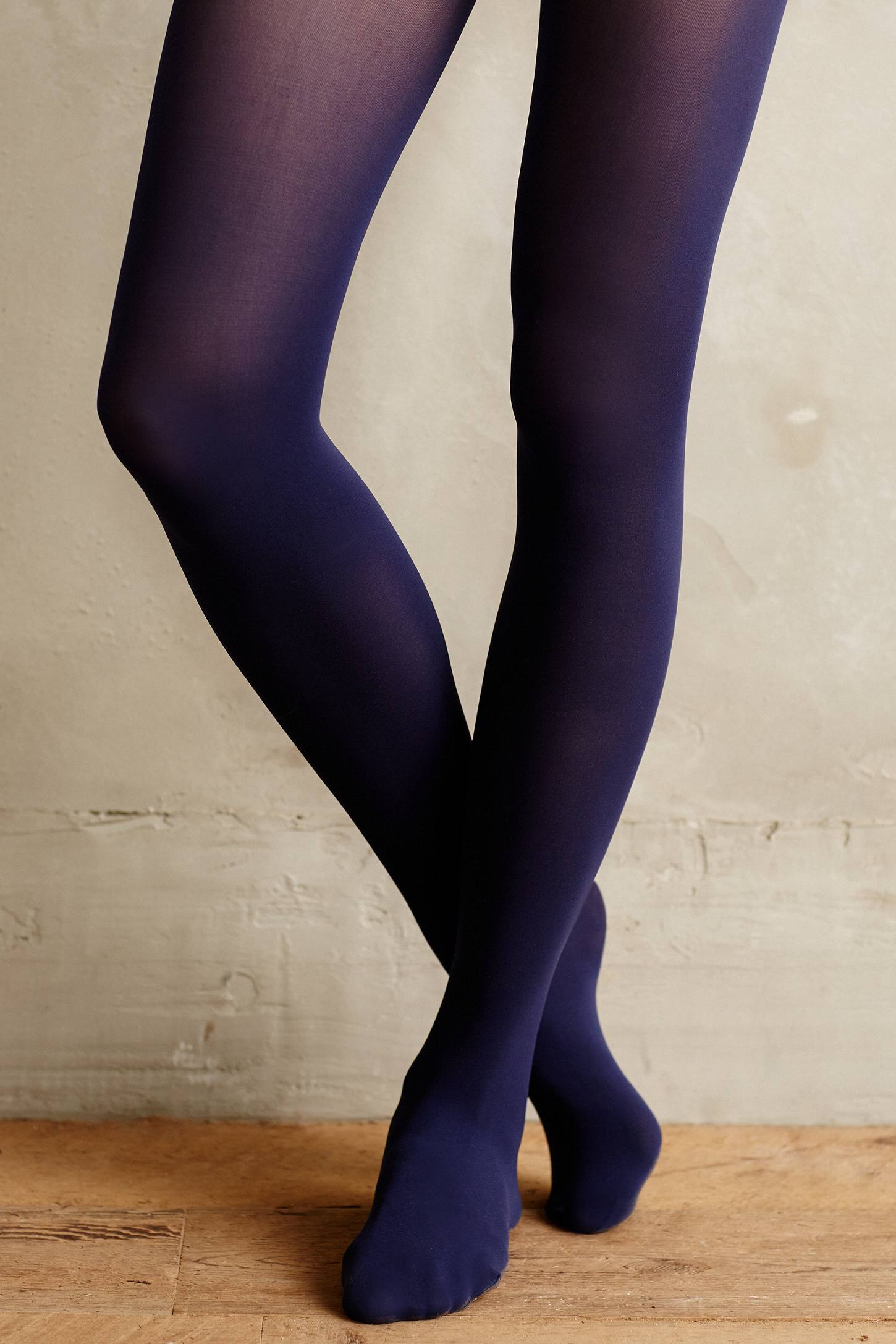 Dark blue pantyhose, angel teen anak