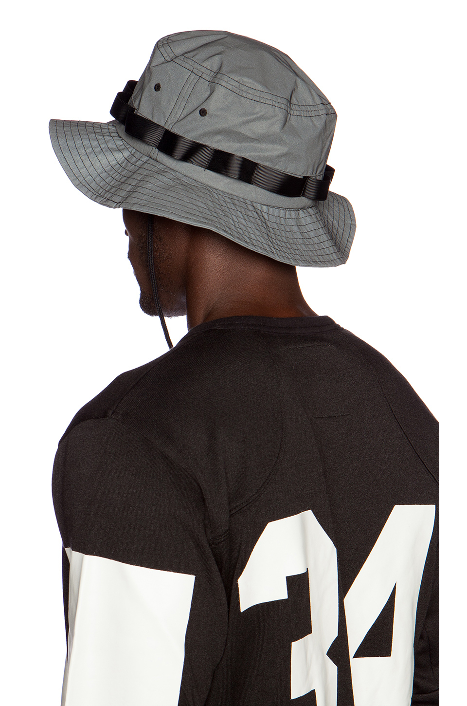 445eabd62bf Lyst - Hall of Fame 3M Boonie Hat in Black for Men