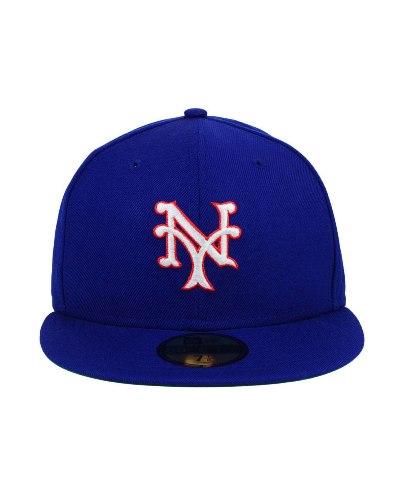 84ac75f4381 Lyst - KTZ New York Giants Mlb Cooperstown 59Fifty Cap in Blue for Men