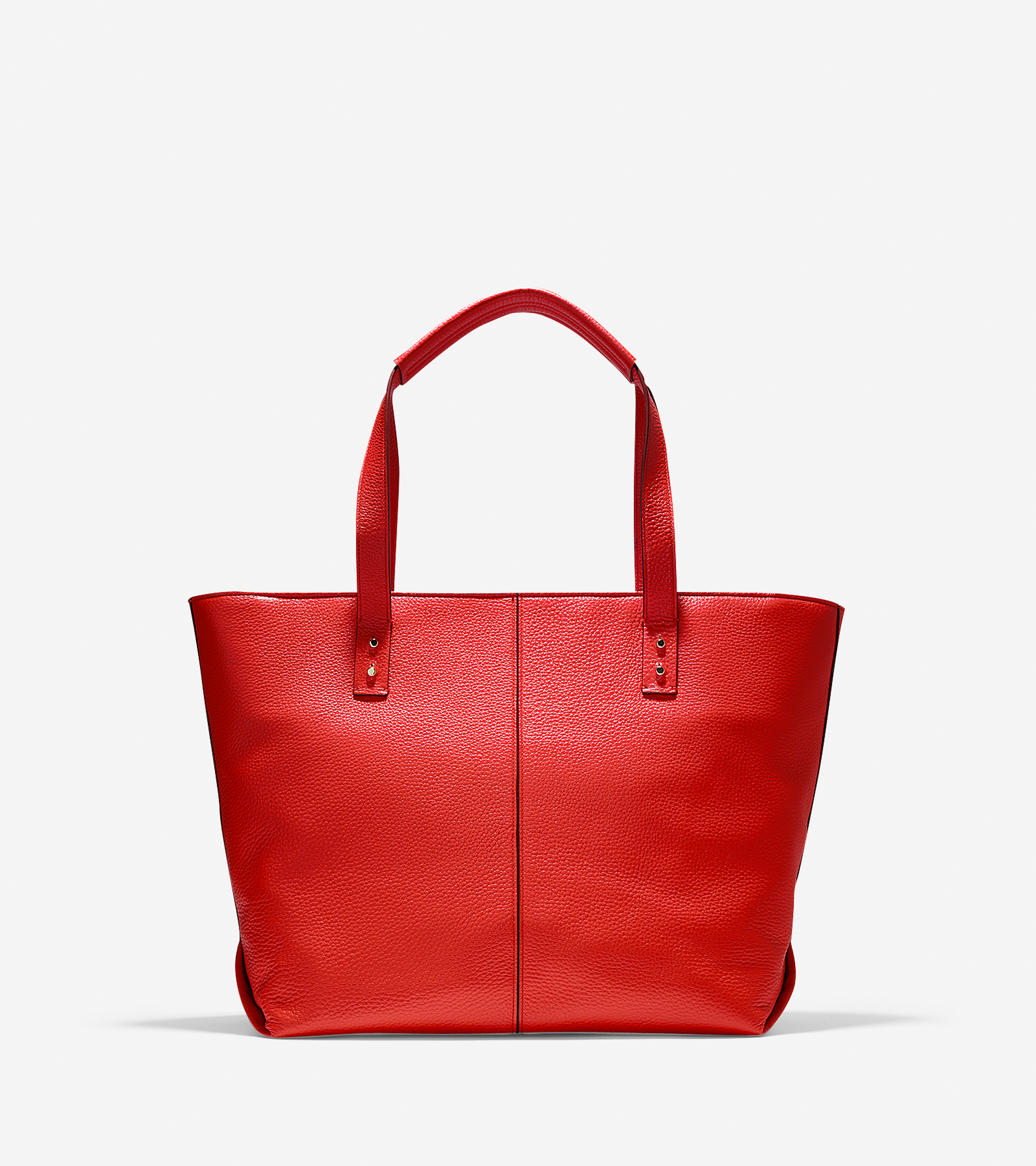 Lyst Cole Haan Emma Tote In Red Blue Print Gallery