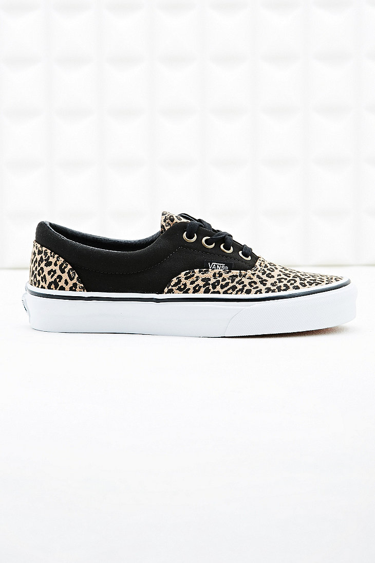 dba1e0e24ac86f Vans Era Twotone Trainers in Leopard Print for Men - Lyst