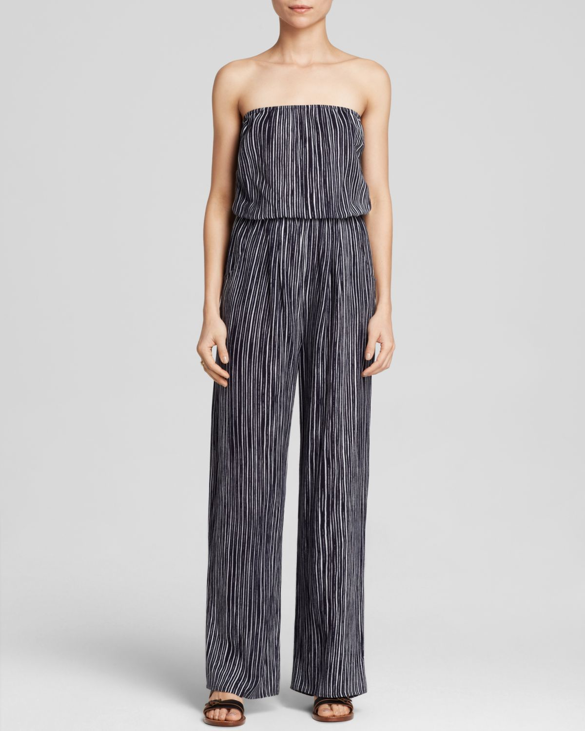 Olivaceous Jumpsuit Bloomingdale S Exclusive Strapless