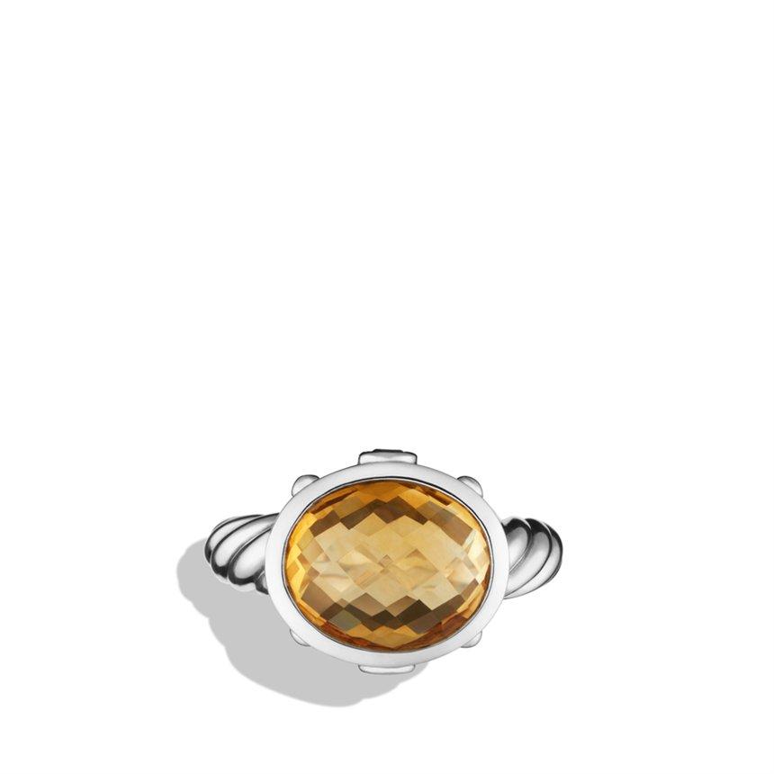 David Yurman Engagement Ring D Model