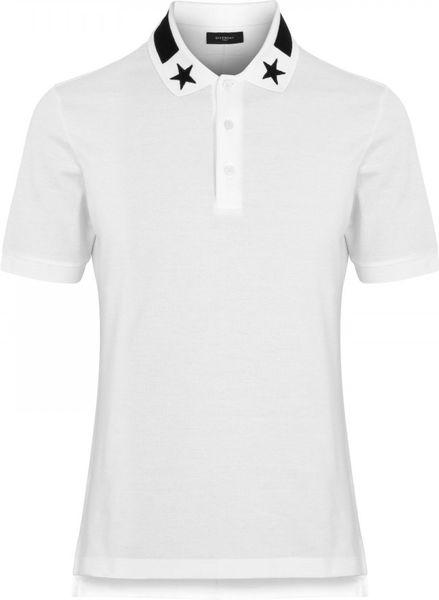 ff61e418e105 Givenchy Polo Shirt Stars