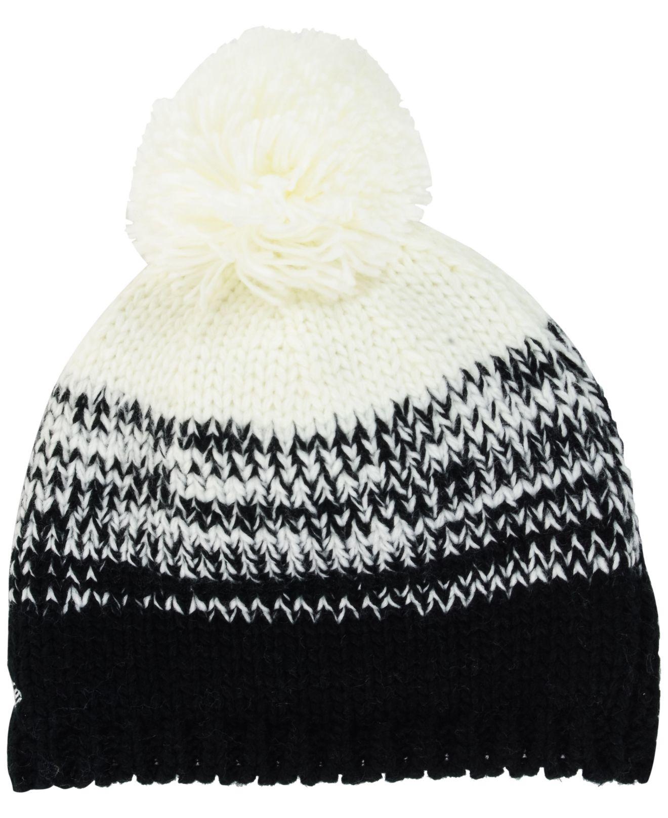 c7d62c487 Lyst - Ktz Women s New Orleans Saints Polar Dust Knit Hat in White