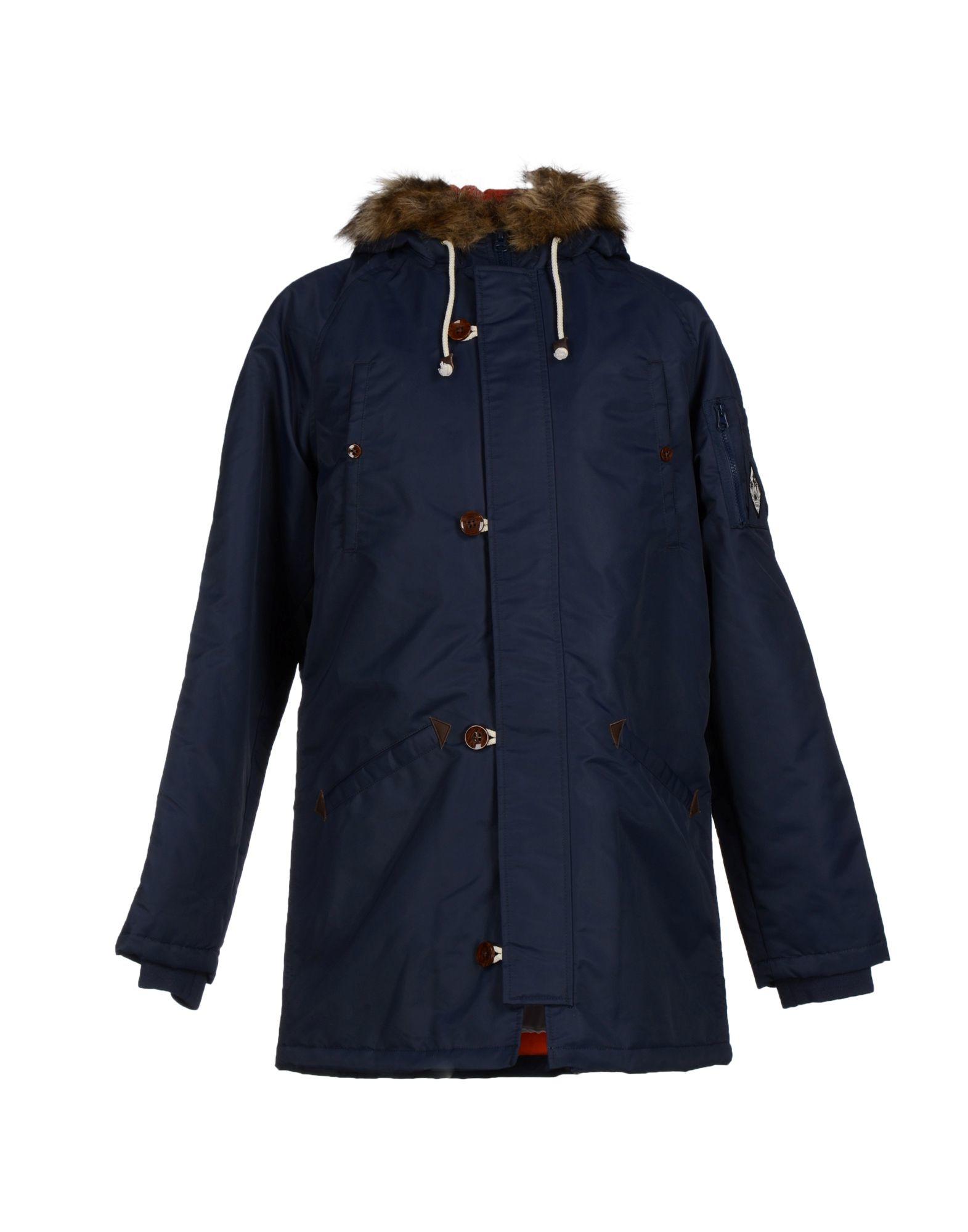 Vans | Blue Jacket For Men | Lyst