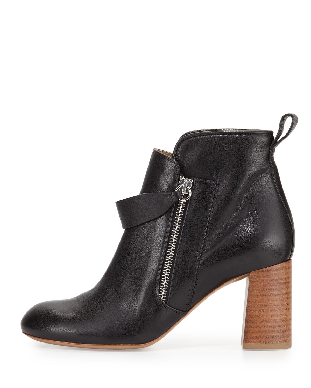 Chloé Zipped boots IwfKUm01f