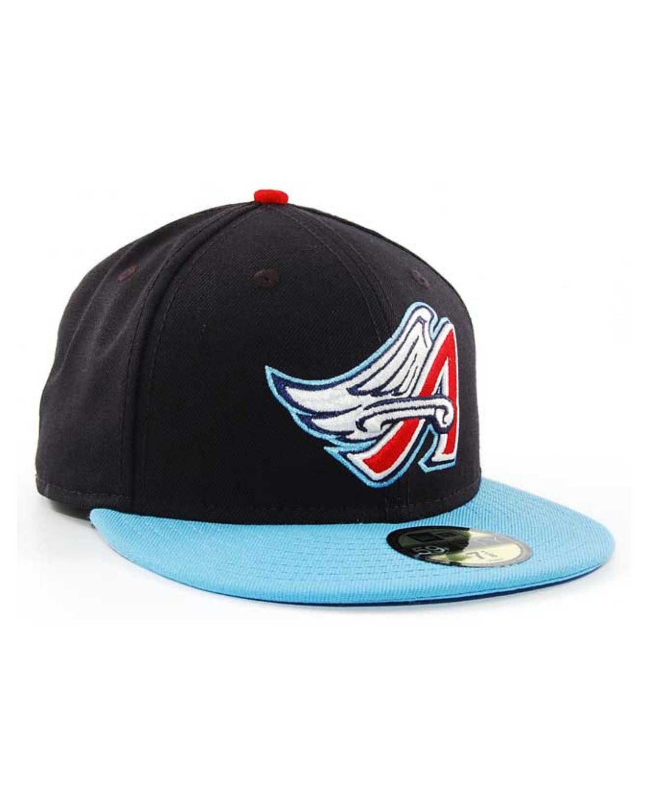 59ae5ecebea063 KTZ Los Angeles Angels Of Anaheim Mlb Cooperstown 59fifty Cap in ...