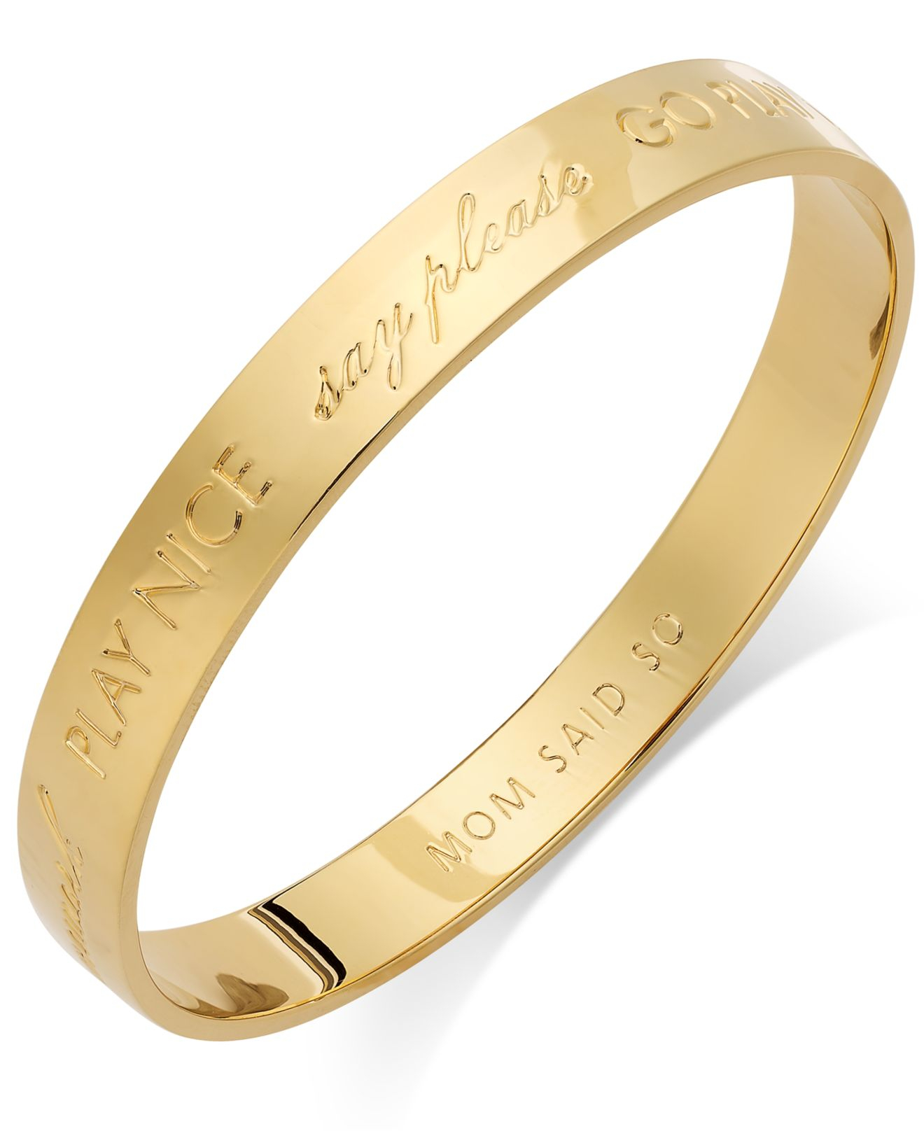 tone store custom stanless bracelet snap gold steel hing and inscribed
