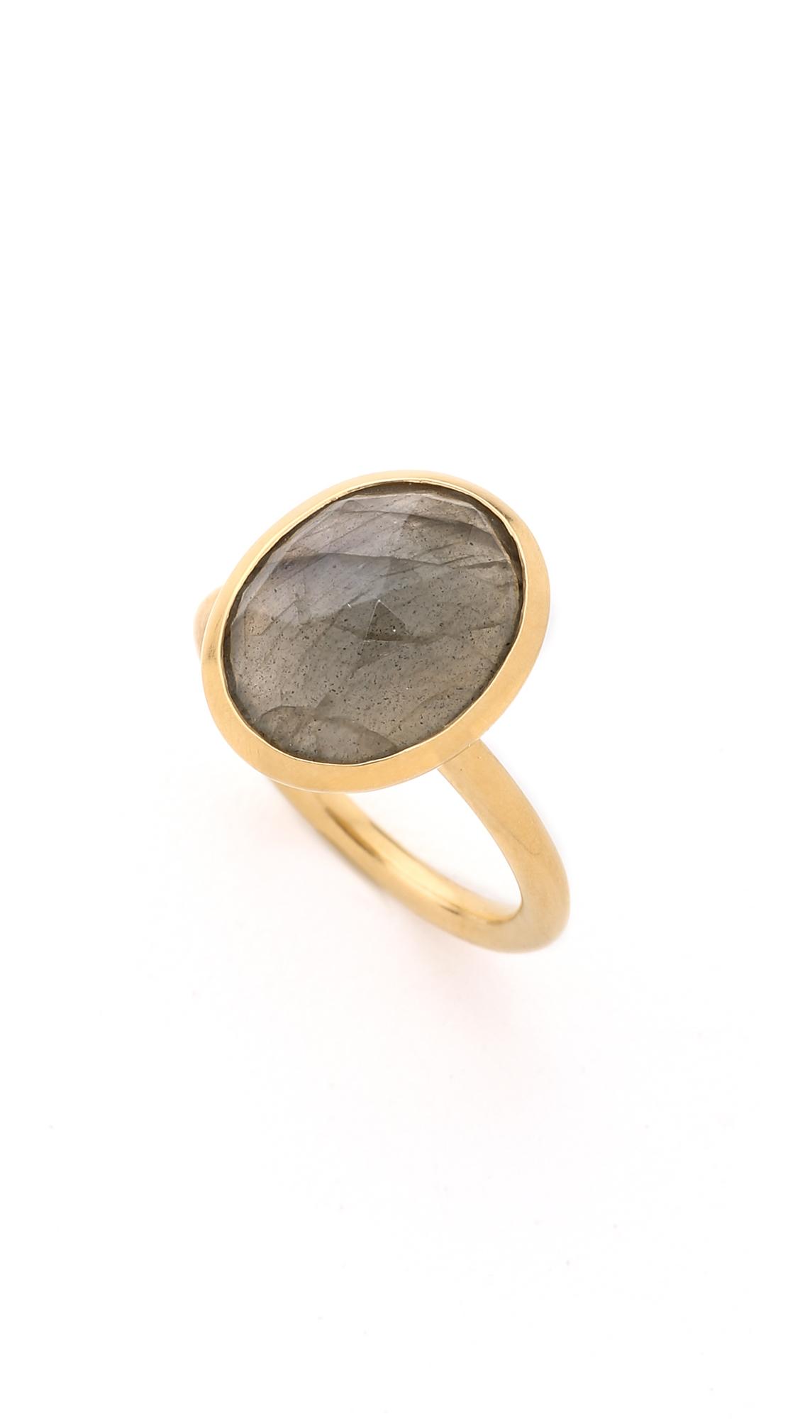 round Stilla ring - Metallic Astley Clarke wlSHq