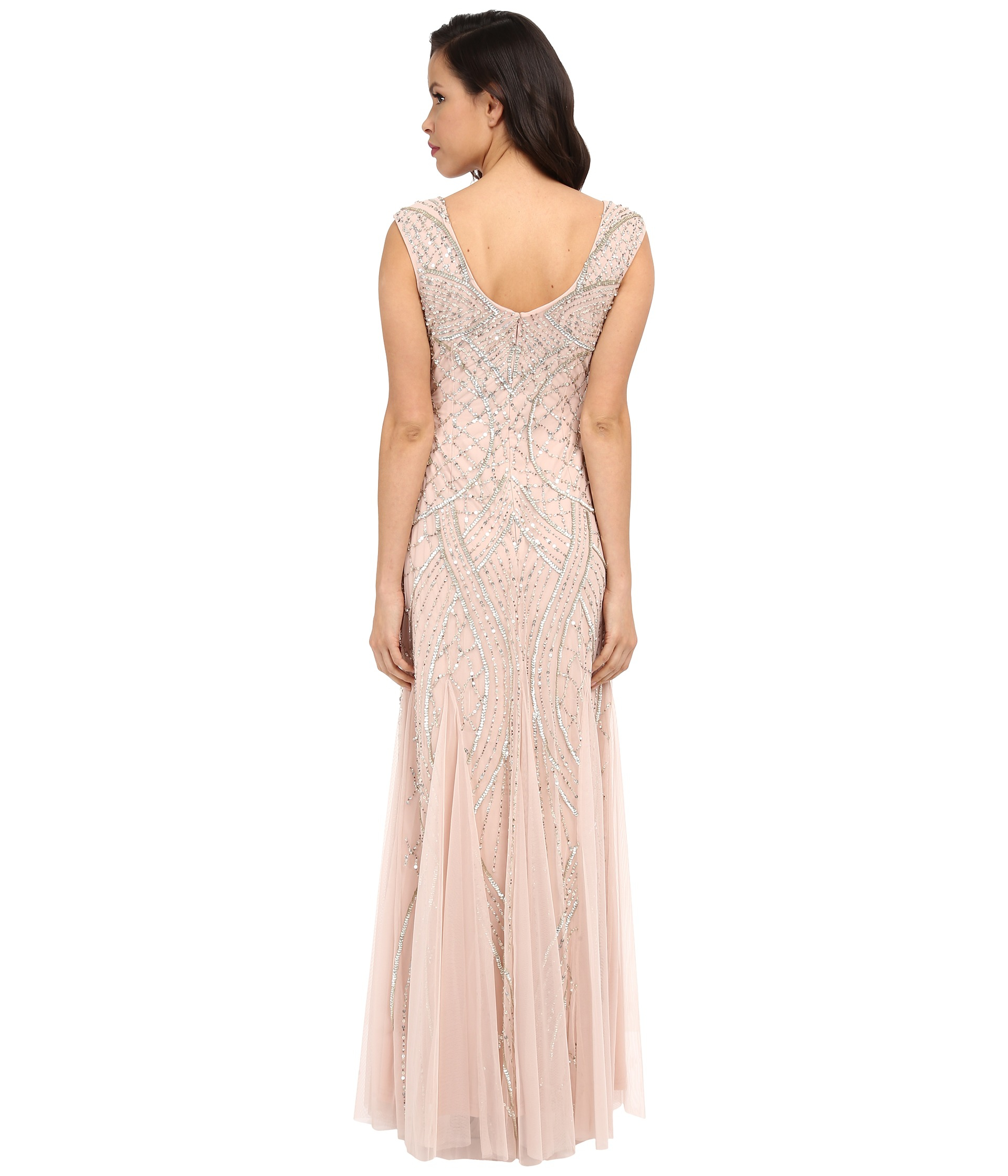 Adrianna Papell Long Evening Dresses – Dresses for Woman