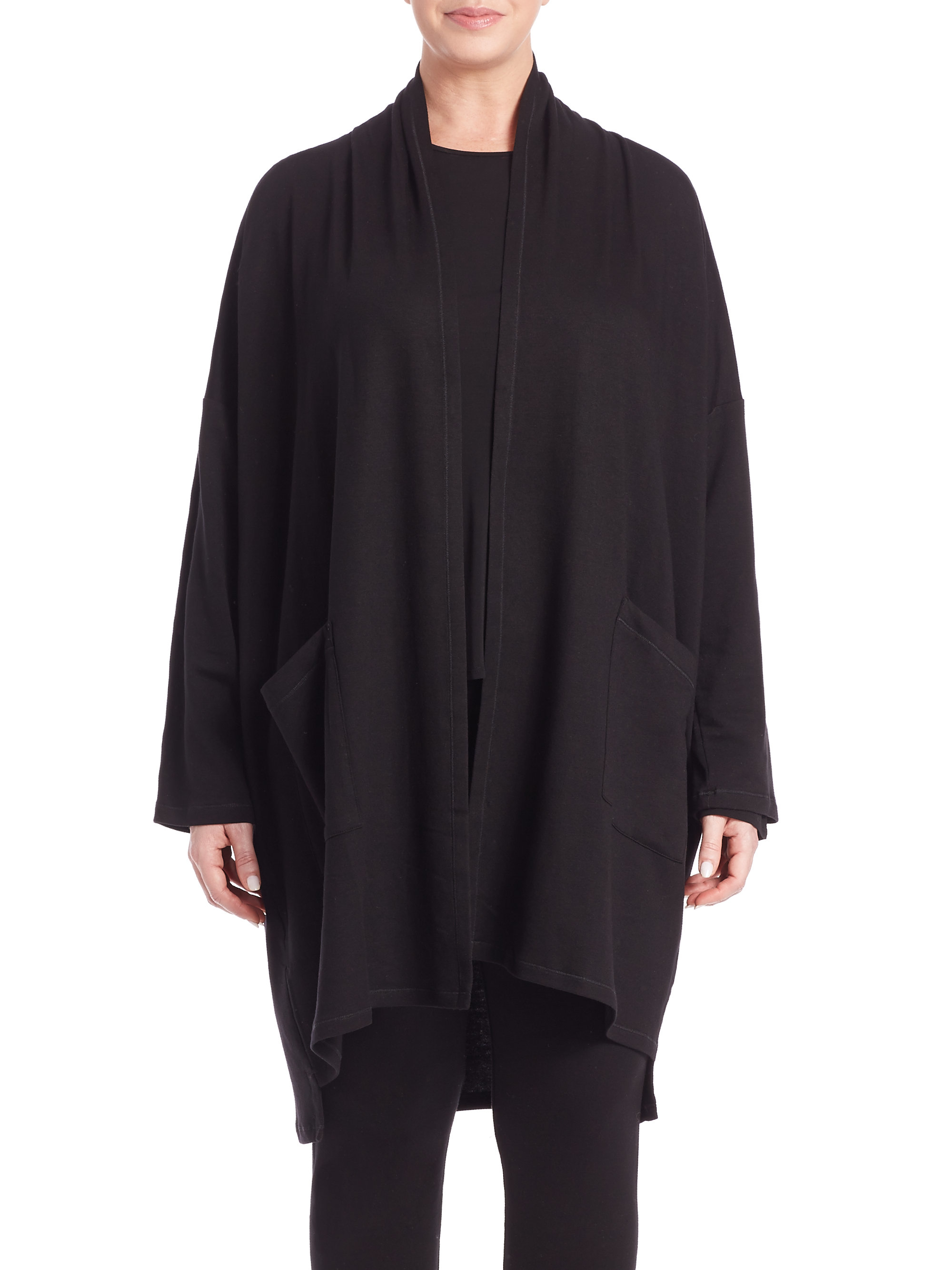 Ellen Tracy Kimono Coat