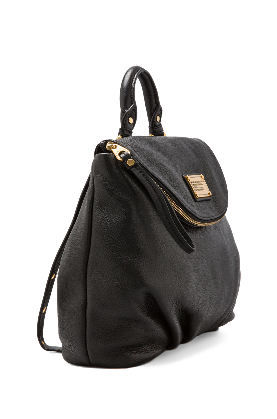 f64fcd33164 Lyst - Marc By Marc Jacobs Classic Q Mariska Backpack in Black in Black