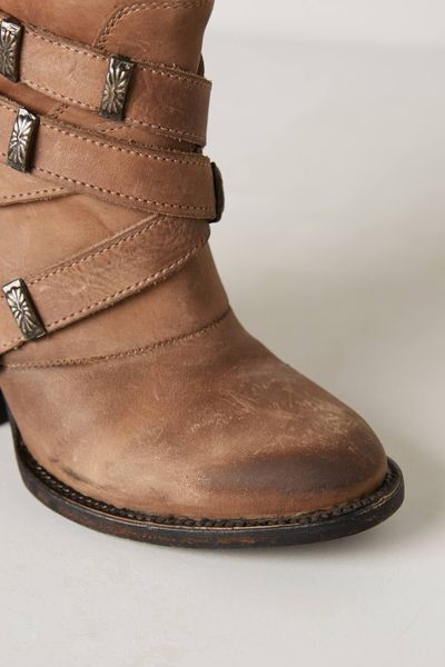 Freebird By Steven Teagen Boots In Brown Taupe Lyst