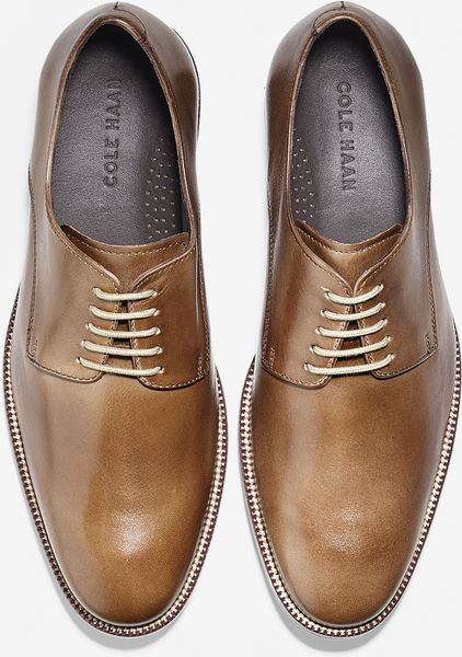 Plain Toe Oxford Brown Williams Plain Toe Oxford