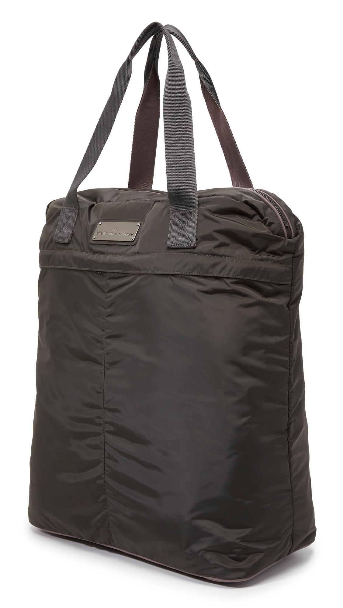 Adidas By Stella Mccartney Big Sports Bag in Gray - Lyst 9415c3ad86