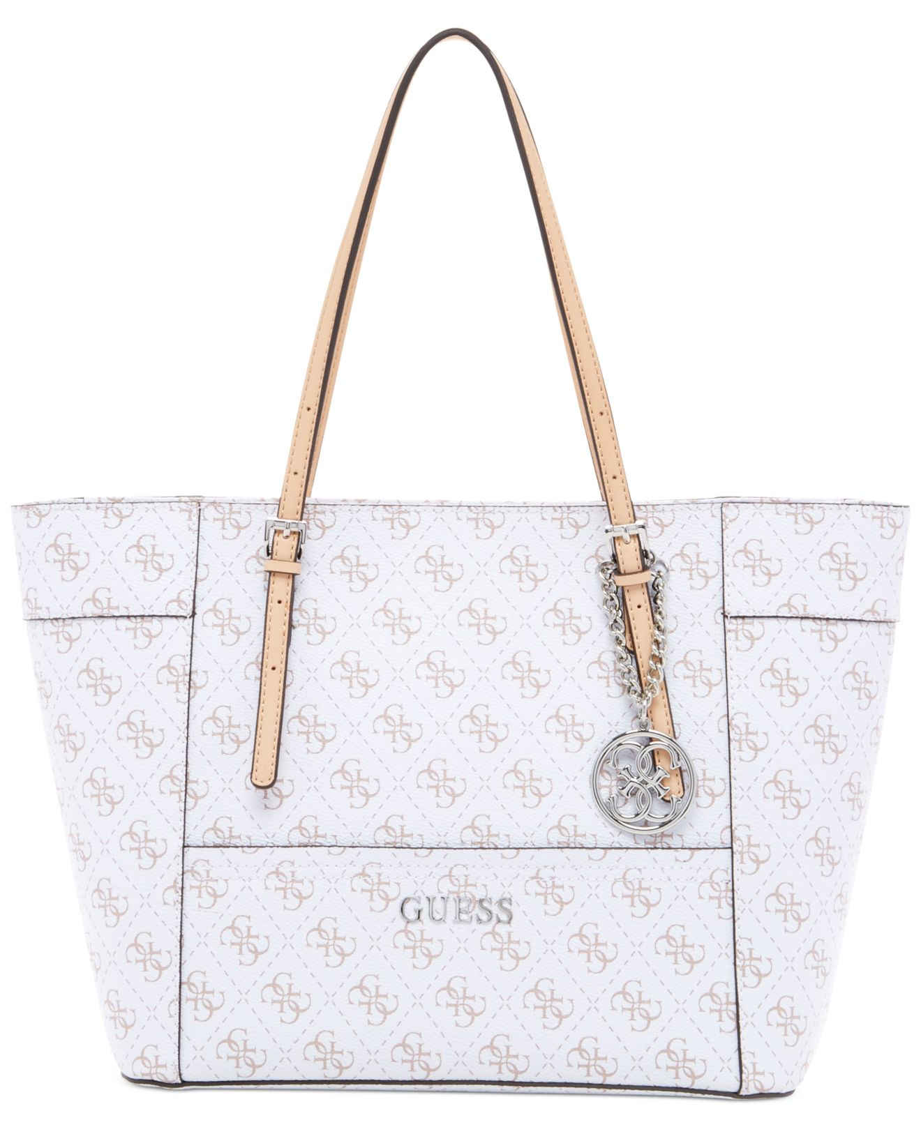 dec4a2805d52 Guess Tote Bag For Women White Gs669123 Whi Souq Uae