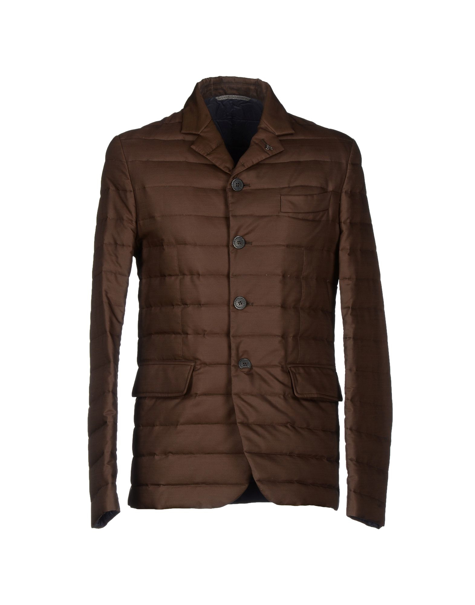 Brown Down Jacket   Outdoor Jacket