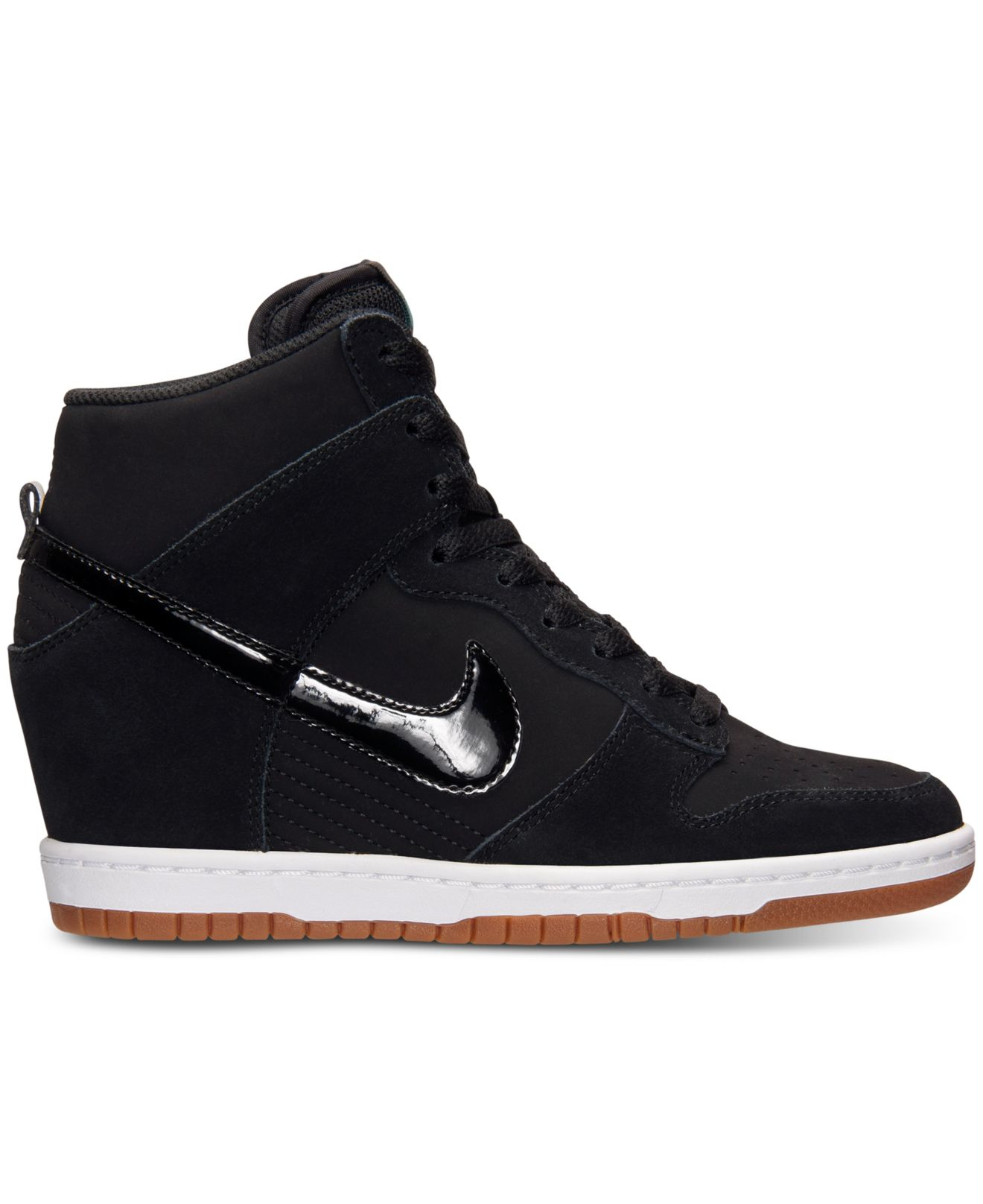 82f1173006e0 Previously sold at Macys · Womens Nike Dunk Sky Hi . ...