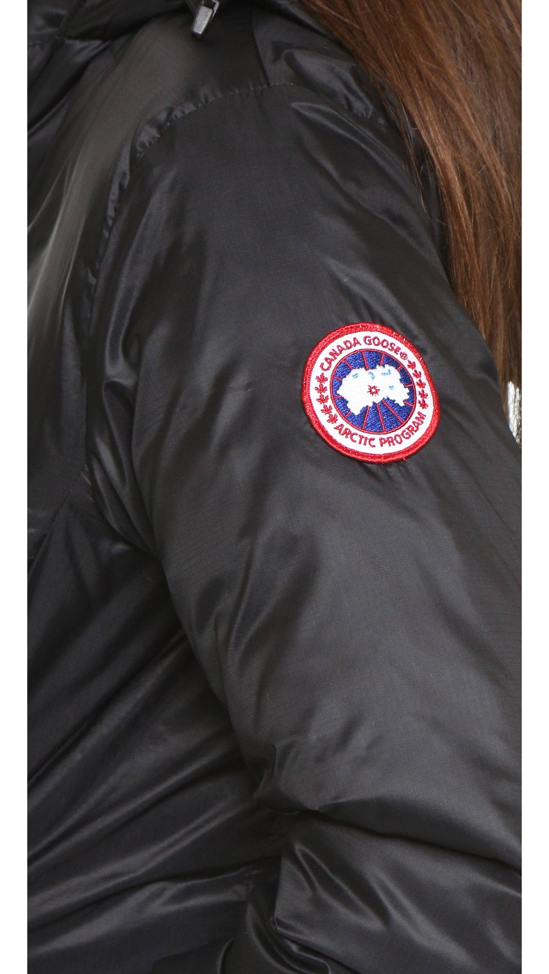 Canada Goose expedition parka sale discounts - Canada goose Camp Hooded Jacket in Black | Lyst