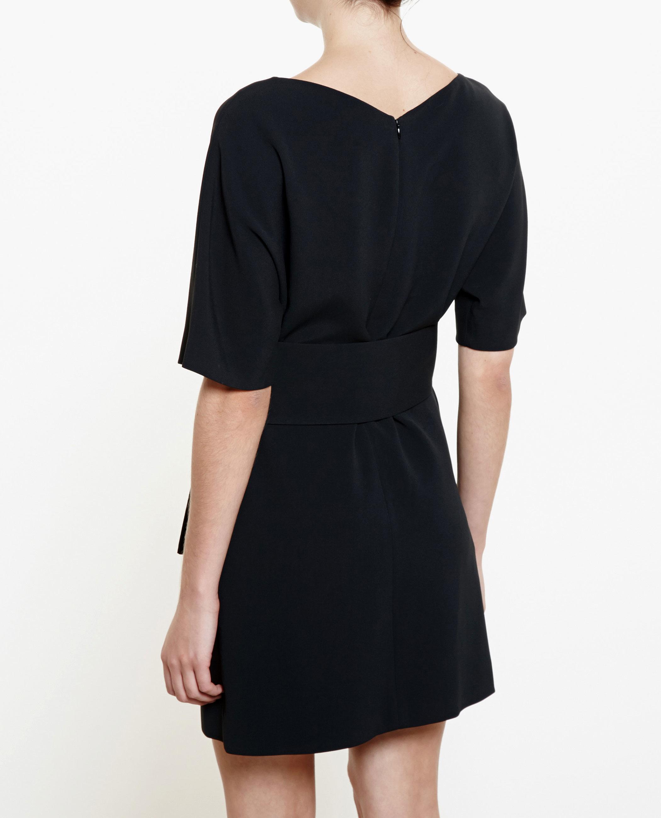 Jacqueline Tiered Tulle-Hem Dress Osman wj3dYv3