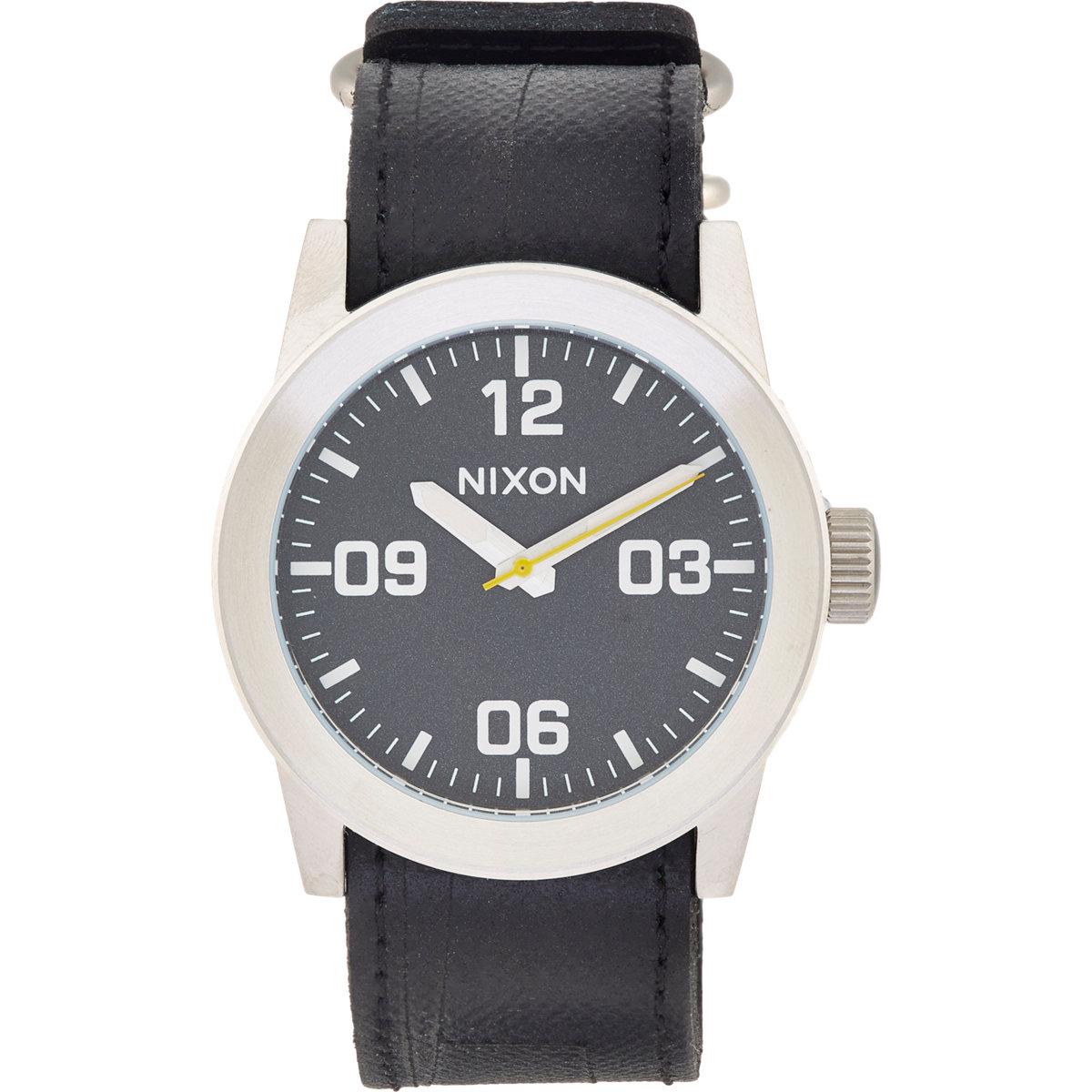 Men's Nixon The Private Watch A049-1042