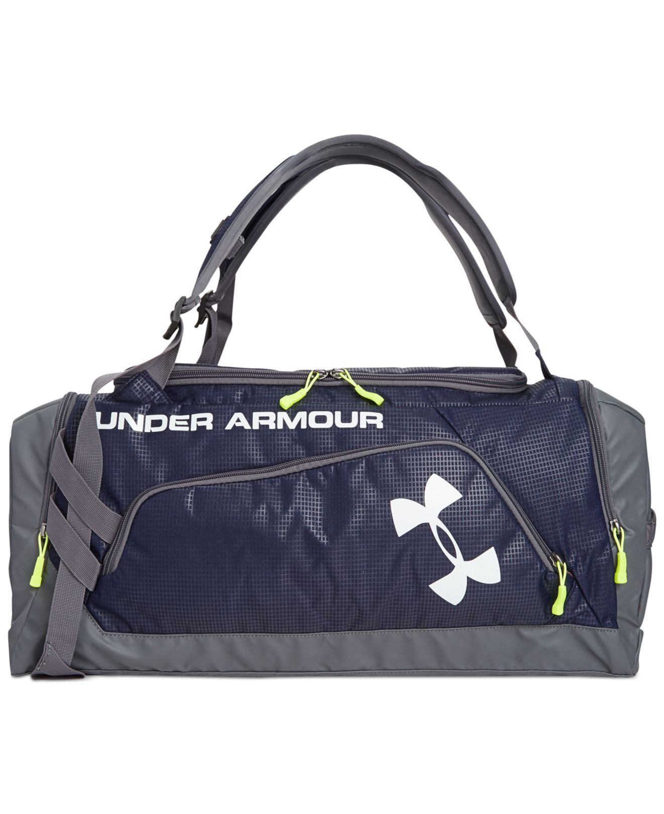 4c33bc2240 Lyst - Under Armour Contain Duffel Backpack in Blue for Men
