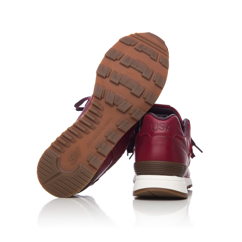 sale retailer bf452 96bd8 germany ds 039 new balance 1400 034 burgundy horween 631a9 21cc7