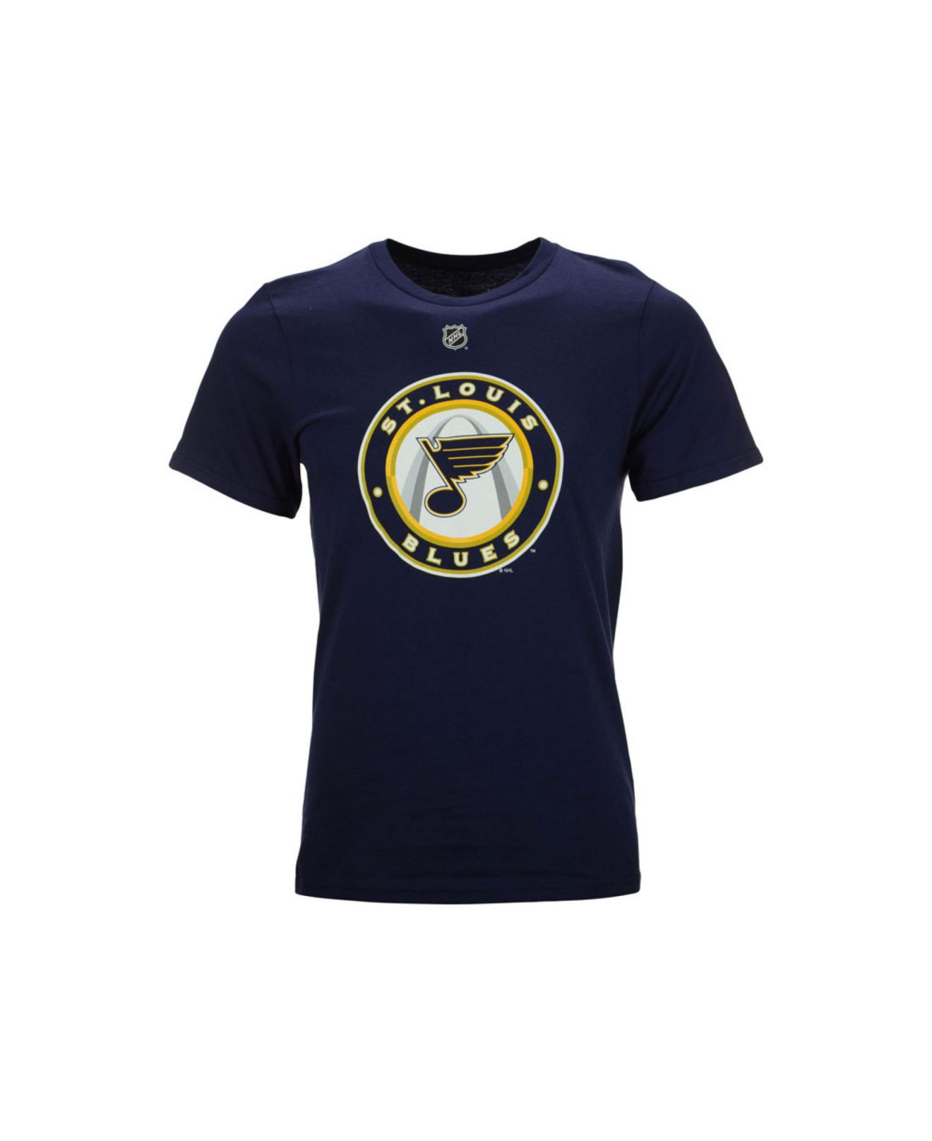 Lyst - Reebok Men s Paul Stastny St. Louis Blues Player T-shirt in ... cdfd46524