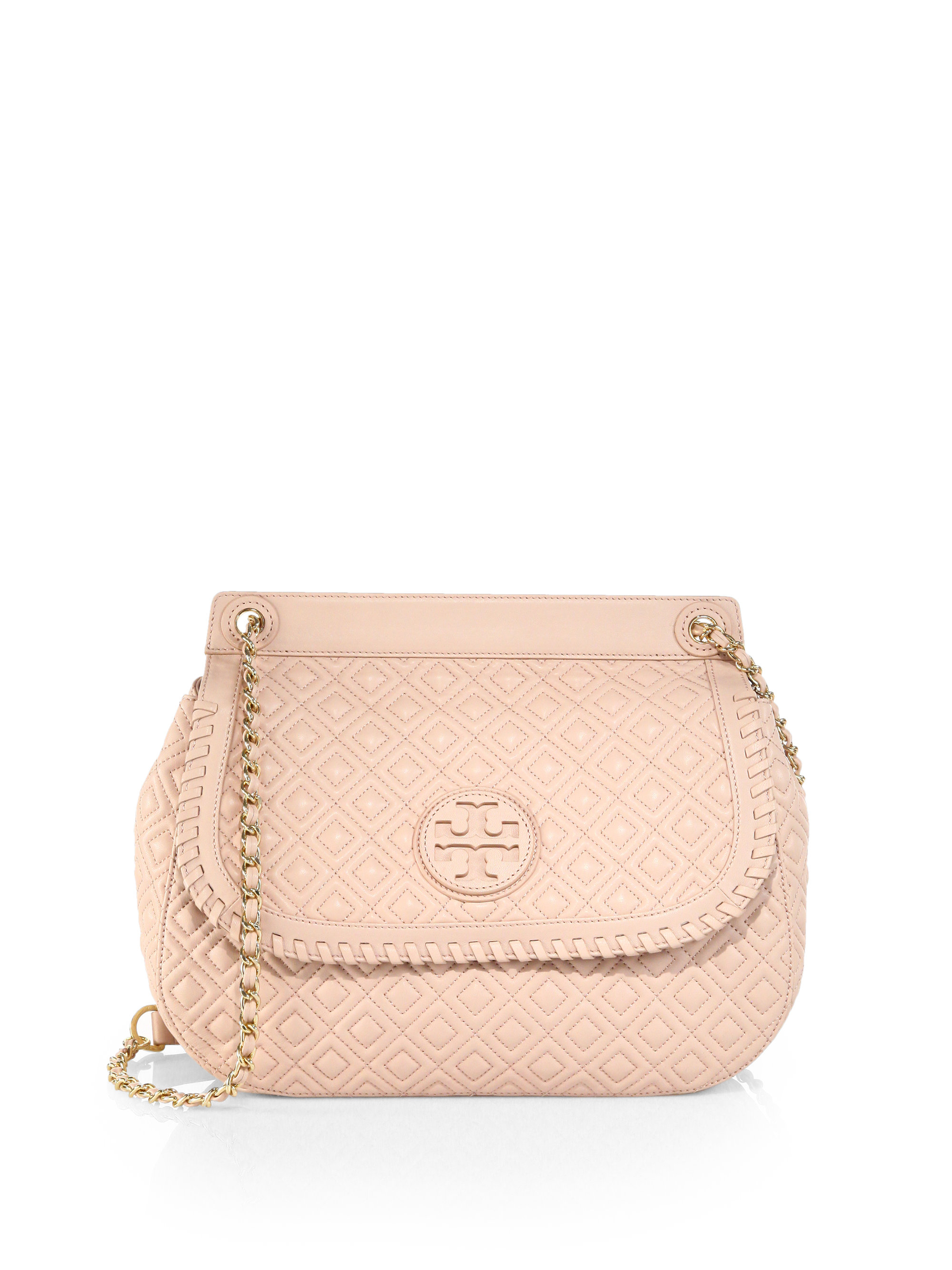 4b1763c86b62 Tory Burch Marion Quilted Saddle Bag - Best Quilt Grafimage.co
