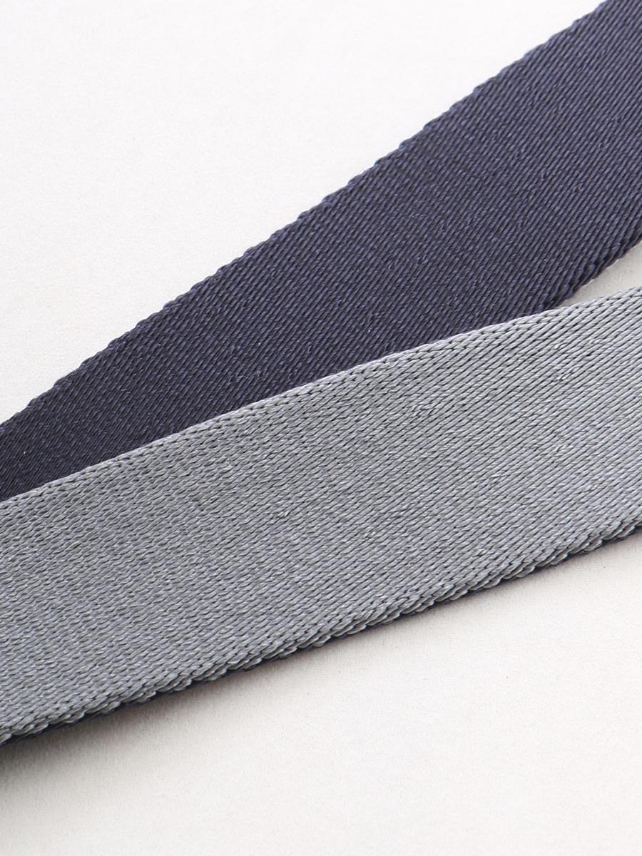 Prada Mens Belt in Black for Men (Navy-GREY) | Lyst
