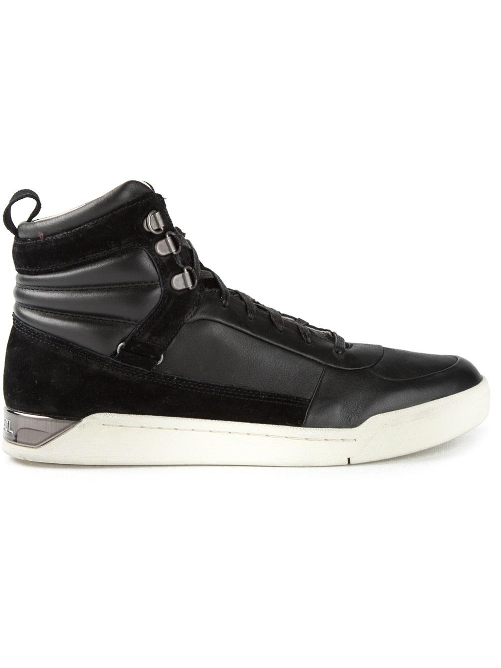 Diesel Avenue Shoes Black