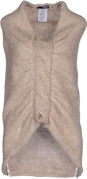 Cheap Beige Cloak By Liu Jo Online