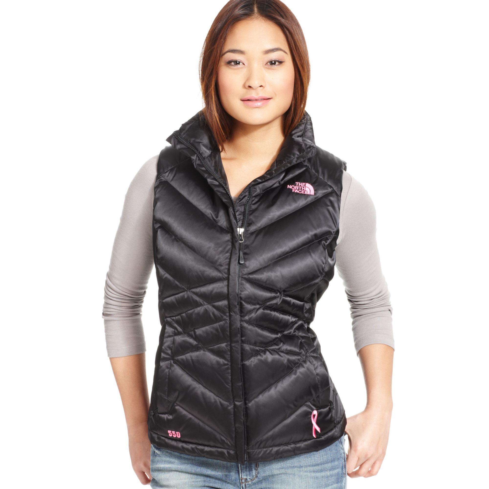 ... coupon for lyst the north face aconcagua quilted down puffer vest in  black ab2f8 09543 33c10f3a4