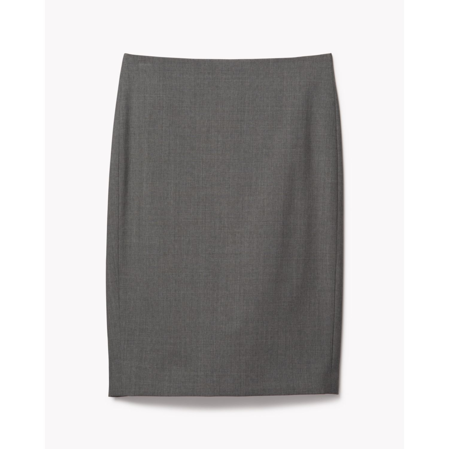 Theory Pencil Skirt In Edition in Gray | Lyst