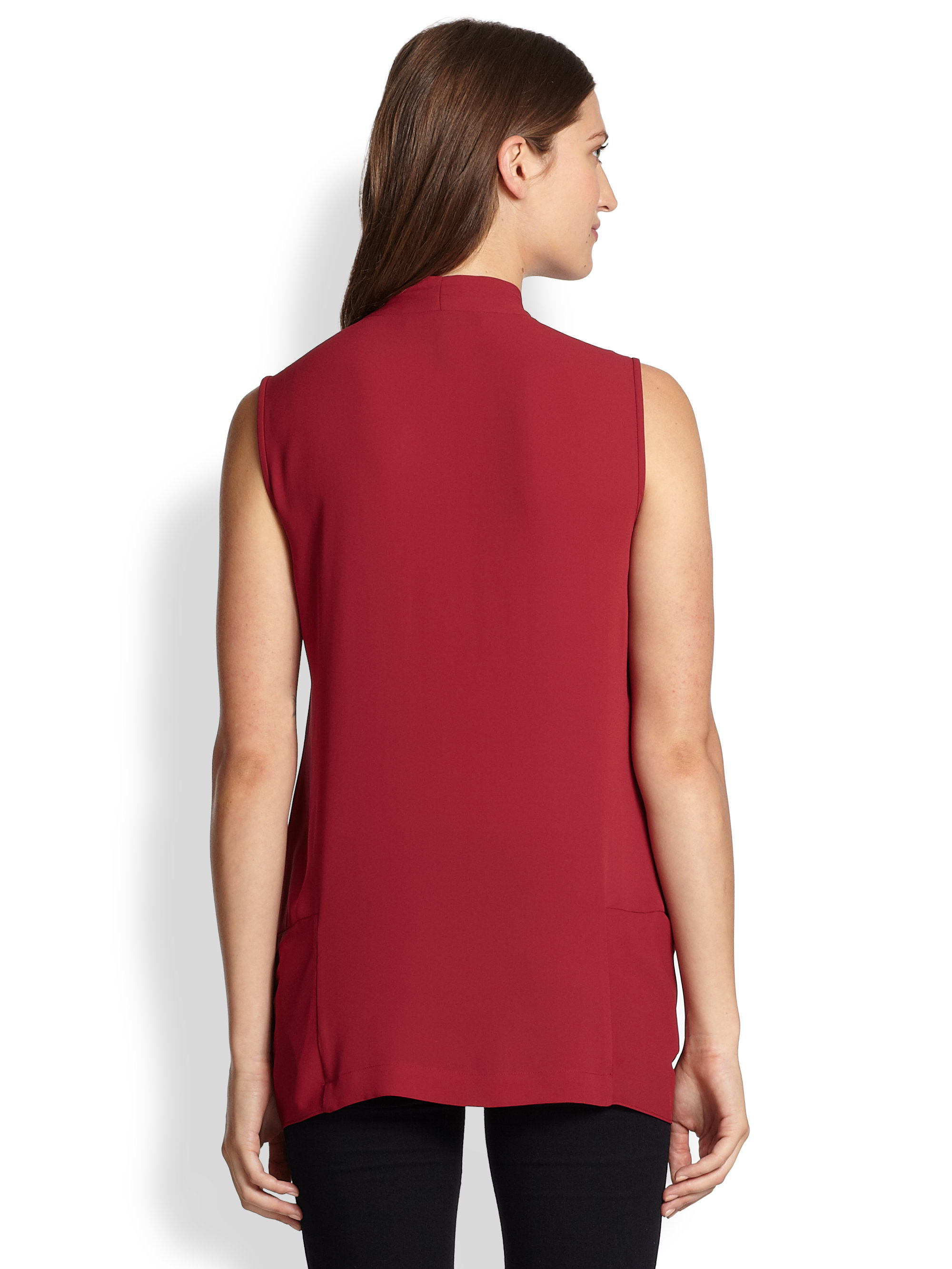 products enlarged drapes miu realreal women clothing draped top sleeveless the tops