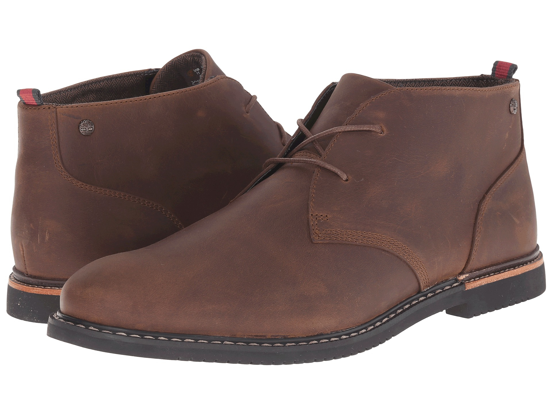 78ffc15120f Lyst - Timberland Earthkeepers® Brook Park Chukka in Brown for Men