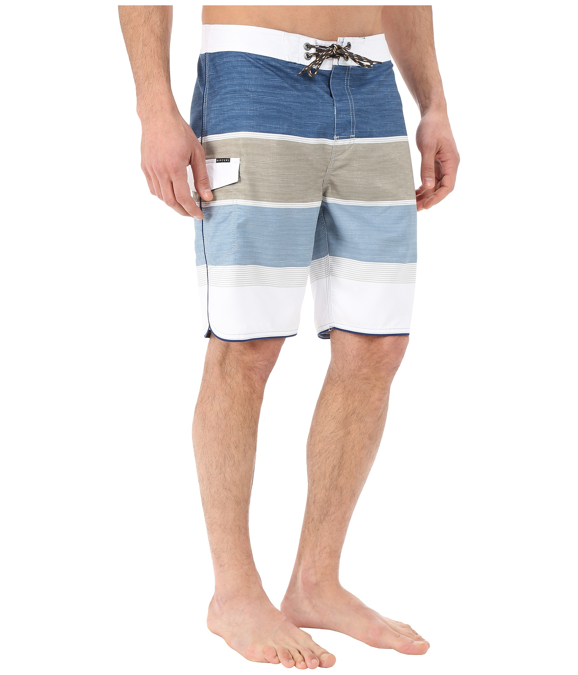 3be6fcaf41 Rip Curl All Time 2.0 Boardshorts in Blue for Men - Lyst