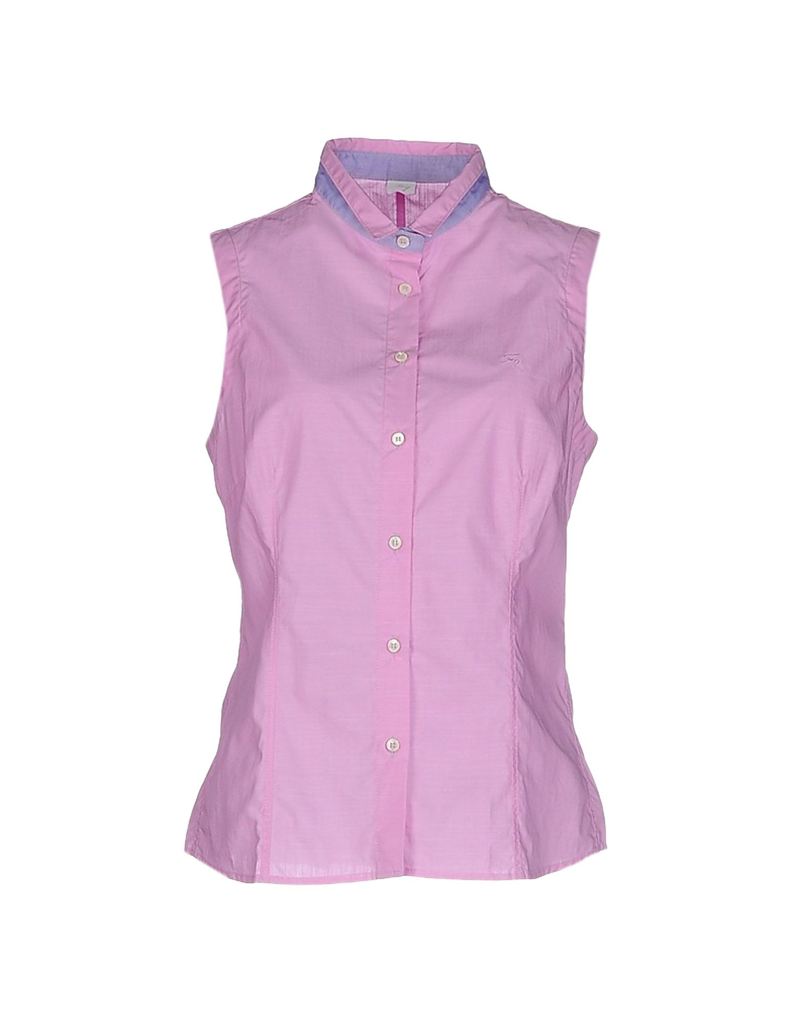 Fay Shirt In Purple Light Purple Save 21 Lyst