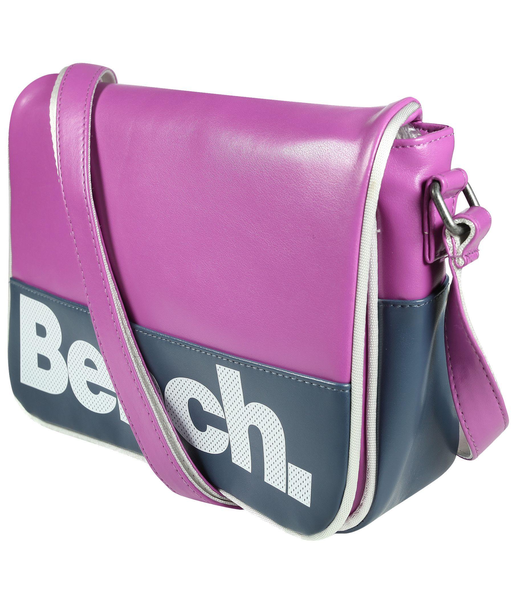 bench montuk mini shoulder bag in purple lyst
