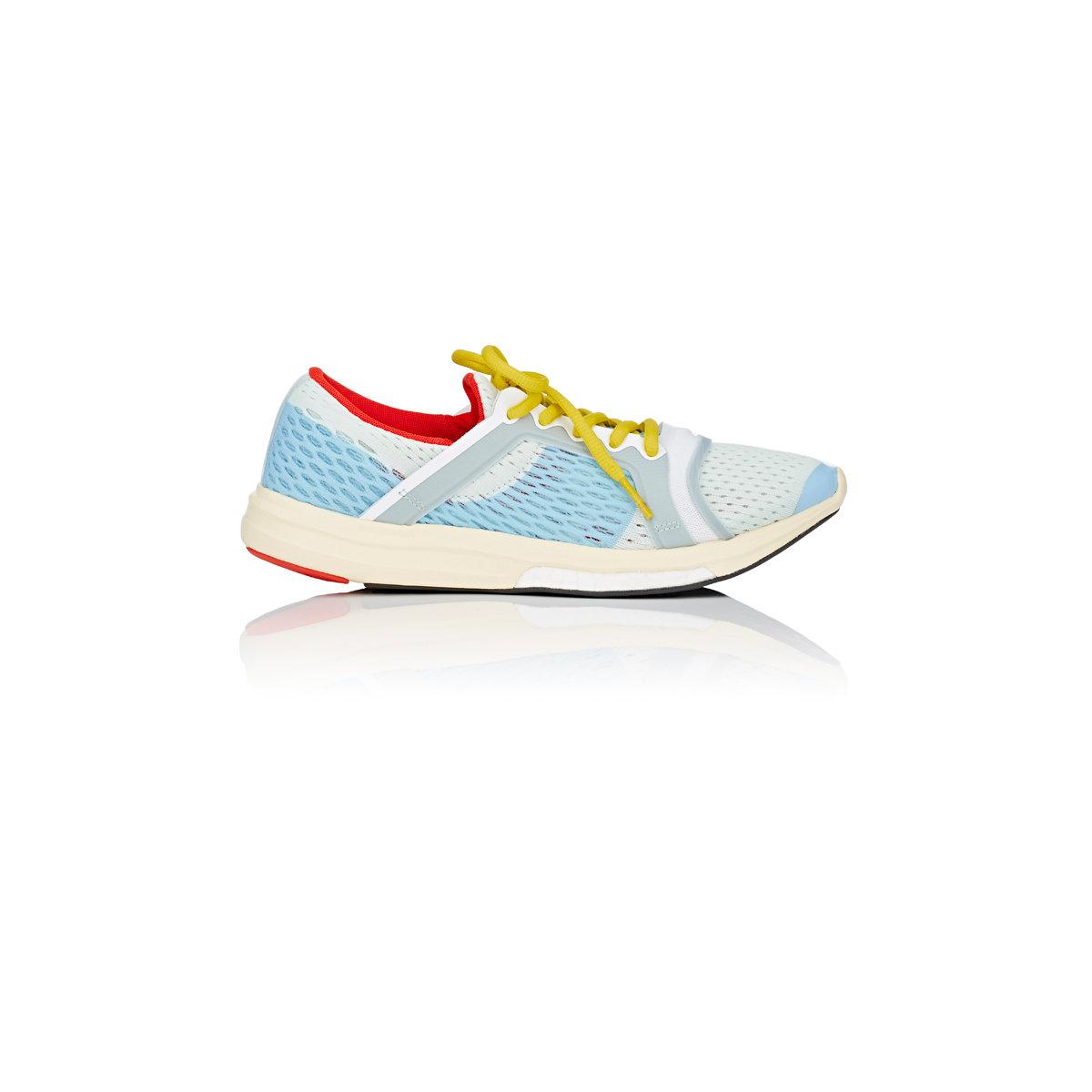 Lyst Adidas Da Stella Mccartney Le Cc Sonic Scarpe In Blu