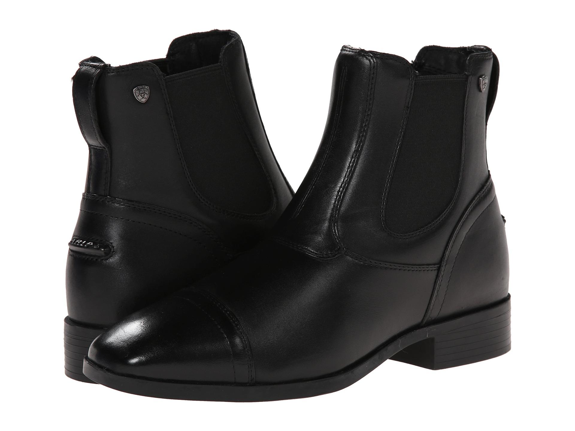 Lyst Ariat Challenge Square Toe Dress Paddock In Black